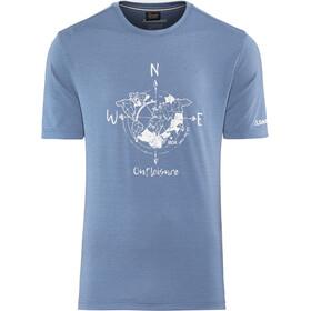 Schöffel Perth1 T-Shirt Men blue horizon